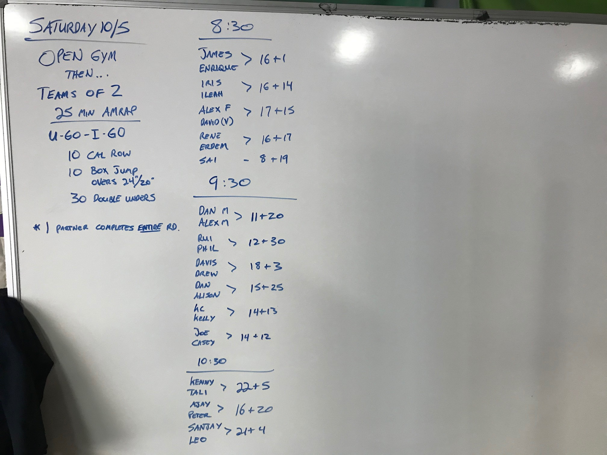 12 Days Of Christmas Crossfit Wod.Ebcf